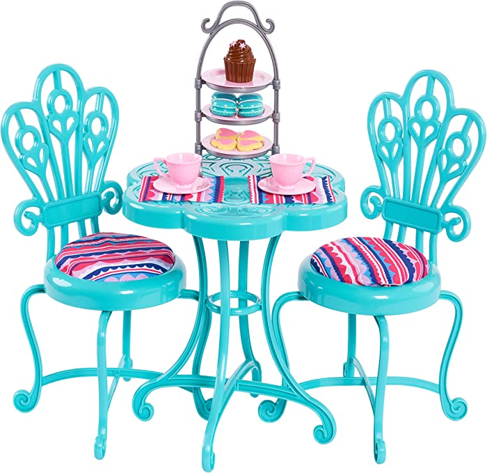 The Best American Girl Doll Food And Table