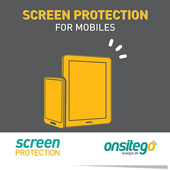 Onsitego 1 Year Comprehensive Screen Protection For Smartphones From
