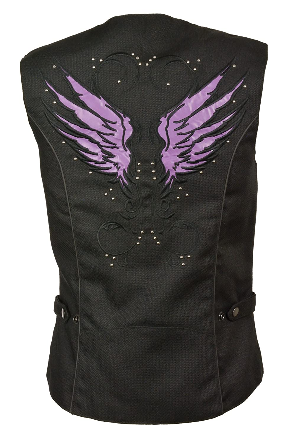 Milwaukee Performance Womens Doublon Vest with Wings Black//Black, X-Small
