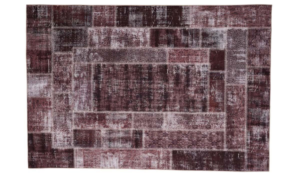 WEBTAPPETI Teppich Klassisch fleckenresistent Wohnzimmer. Wirtschaftliche Teppich waschbar Montage cm. 120x180 Montage Braun