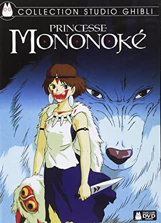 Princesse Mononoké Amazon Fr Hayao Miyazaki Dvd Blu Ray
