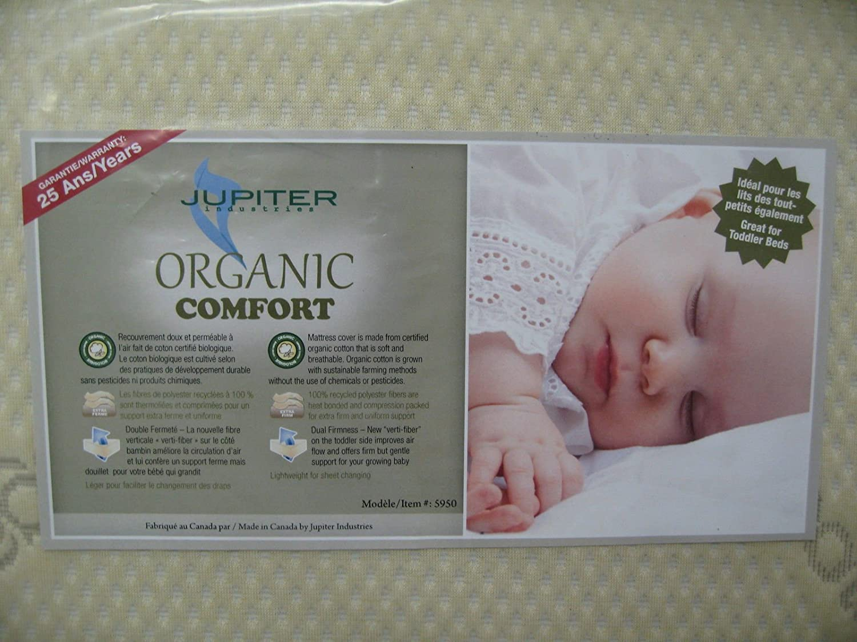 organic comfort baby mattress made in canada amazon ca baby