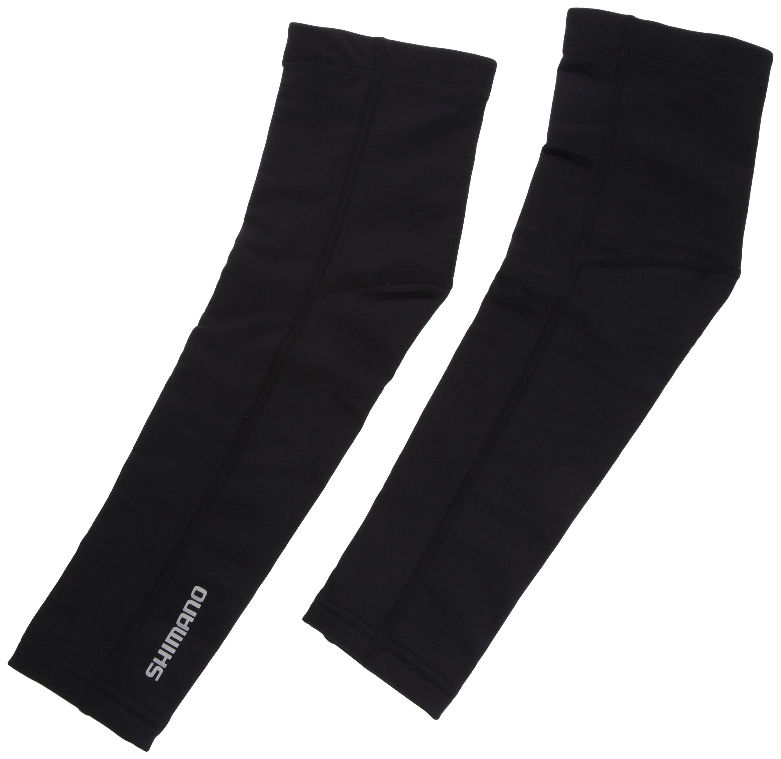 Shimano Manches pour bras Homme noir XL