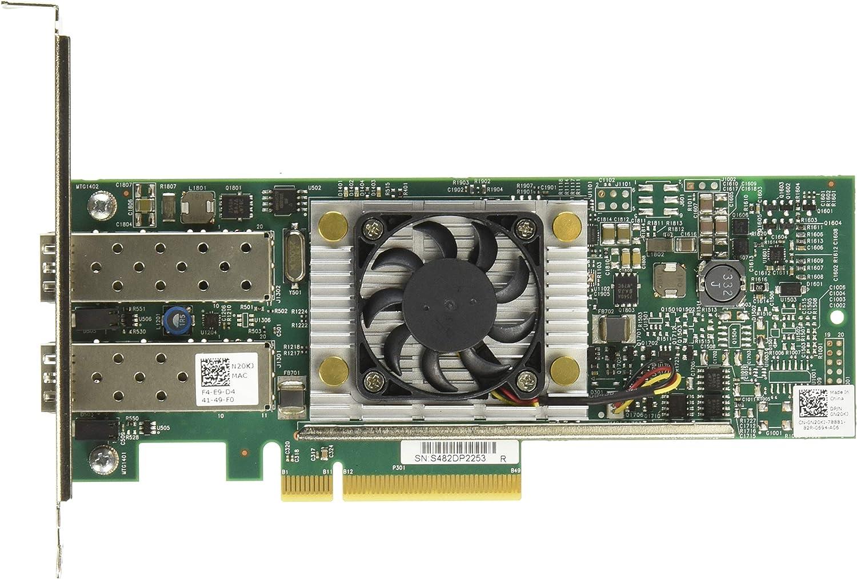 Intel//Dell 10GE SR SFP For BROADCOM BCM57810S 10GB Dual Port SFP PCI-E card