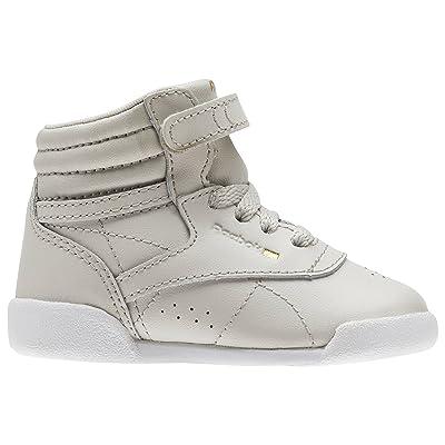 Reebok Freestyle Hi Muted, Sneakers Basses Mixte Bébé