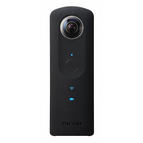 Ricoh Theta S 360 Degrees Camera, Black