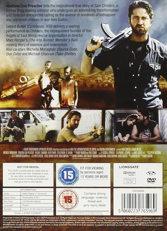 Stunning Machine Gun Preacher Movie Synopsis Contemporary
