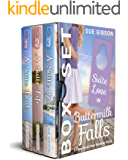 Suite Love in Buttermilk Falls - Box Set: A Clean Small-Town Romance Trilogy