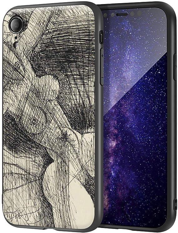 Amazon.com: Marcel Gromaire for iPhone XR Case/Fine Art