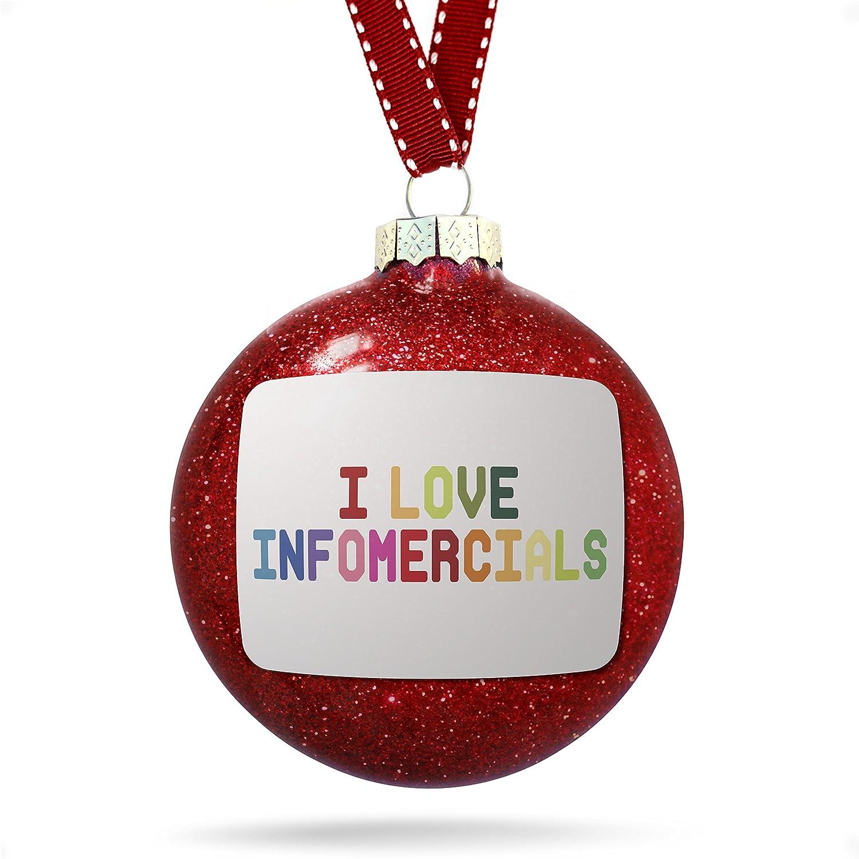 Amazon.com: NEONBLOND Christmas Decoration I Love Infomercials ...