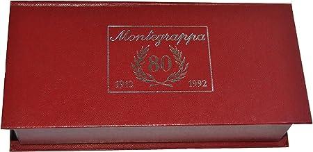 Estilografica MONTEGRAPPA Edicion Limitada 80 ANIVERSARIO: Amazon.es: Oficina y papelería