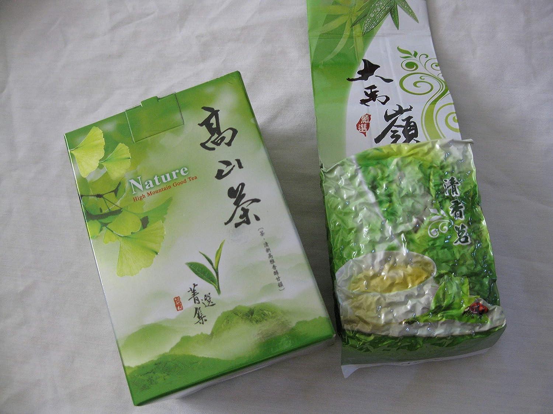 Taiwan Oolong green Tea (High Mountain - Da-Yu Mountain) Green Tea - Taiwan High Mountain Grown Tea Premium Quality