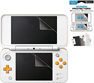 Subsonic - Kit De 2X2 Protectores De Pantalla (Nintendo New 2Ds Xl, Nintendo New 3Ds Xl)