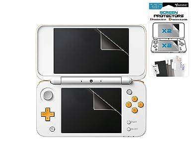 Subsonic - Kit De 2X2 Protectores De Pantalla (Nintendo New ...