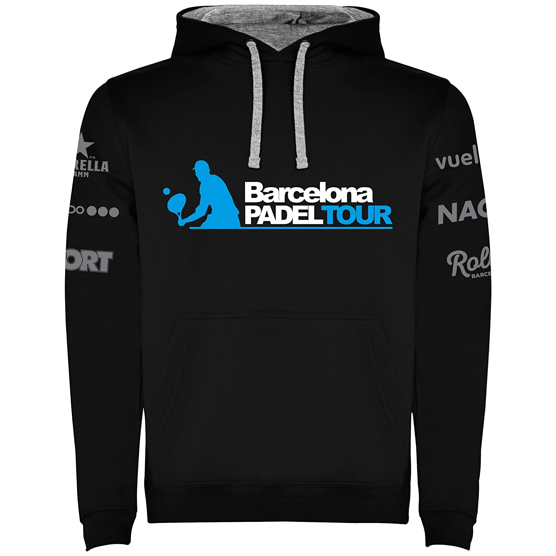Barcelona Padel Tour Sudadera Hombre