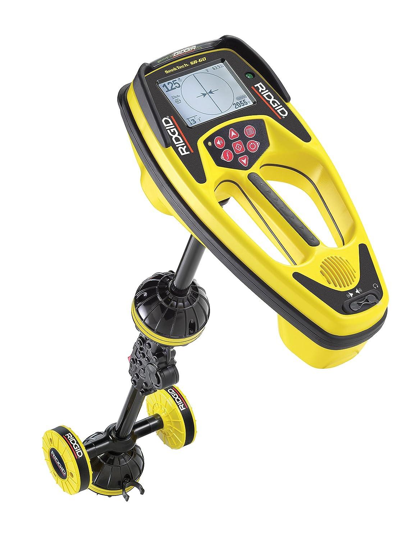RIDGID 22163 SeekTech SR-60 Locator, Underground Wire Locator and Utility Locator