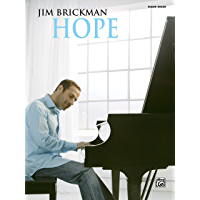 Jim Brickman: Hope: Piano Solo Sheet Music Songbook Collection (Piano) book cover