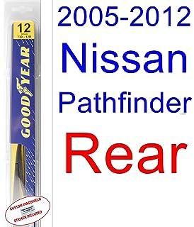 2005-2012 Nissan Pathfinder Wiper Blade (Rear) (Goodyear Wiper Blades-Assurance
