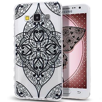 Galaxy A3 móvil,Galaxy A3,Carcasa de silicona,nsstar® Galaxy ...