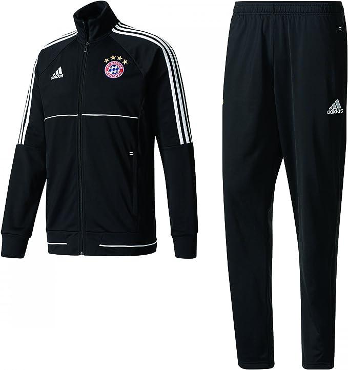 adidas FC Bayern München PES Trainingsanzug für Herren