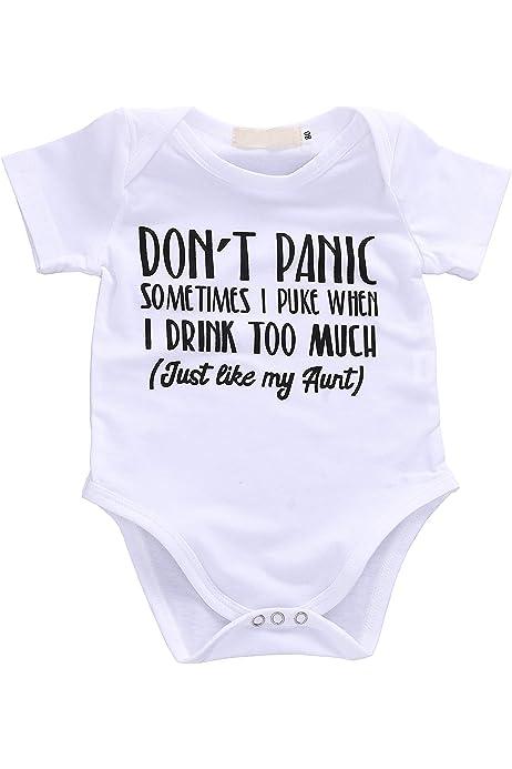 My Aunt is The Best CBTwear Aunties Drinking Buddy Cute Infant One-Piece Baby Bodysuit