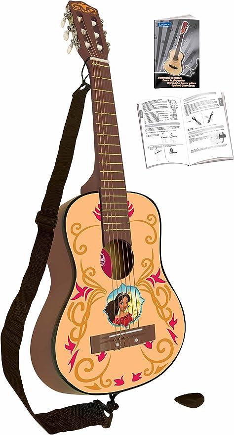 Elena de Avalor K2000El Disney Guitarra Clásica De 6 Cuerdas, 78 ...