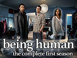 Amazon com: Being Human (BBC Series): Lenora Crichlow, Russel Tovey
