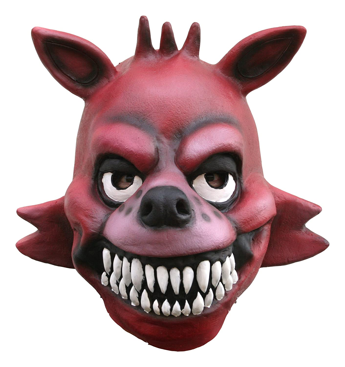 FNAF 3 Five Nights at Freddy Game Foxy the Pirate Costume Cosplay Birthday  Party Toys Dress Up Full Head Mask