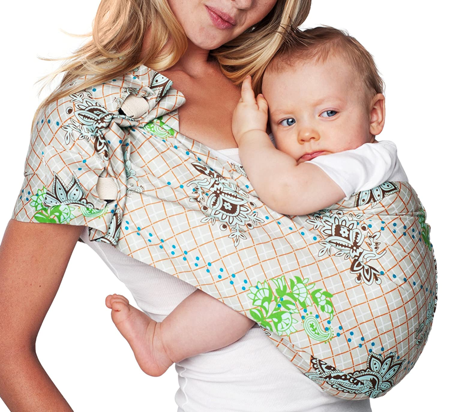 How to hotslings wear baby sling