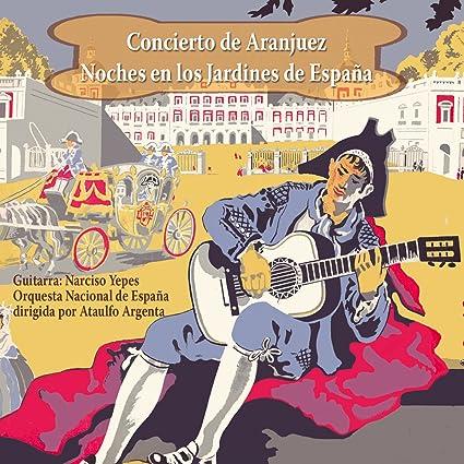 Concierto de Aranjuez/Noches en los Jardines de España: Amazon.es ...