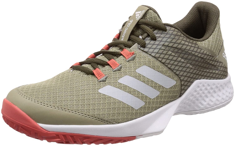 official photos c440a 5b17c adidas Adizero Club Chaussures de Fitness Mixte Adulte, Beige  (BeitécFtwblaEsctra 000) 42 23 EU Amazon.fr Chaussures et Sacs