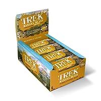 Trek Protein Energy Bar Banana Blast - Pack of 16 Bars