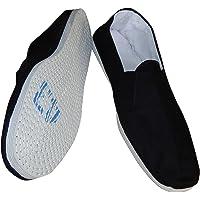 TS Qi Gong Tai Chi schoenen slipper zwart
