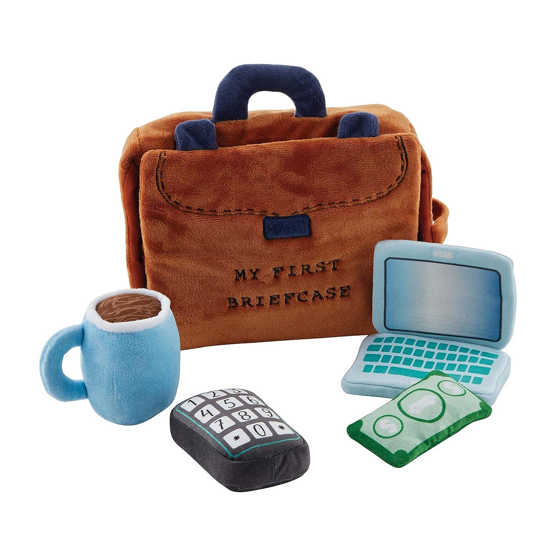 My First Briefcase Plush Set