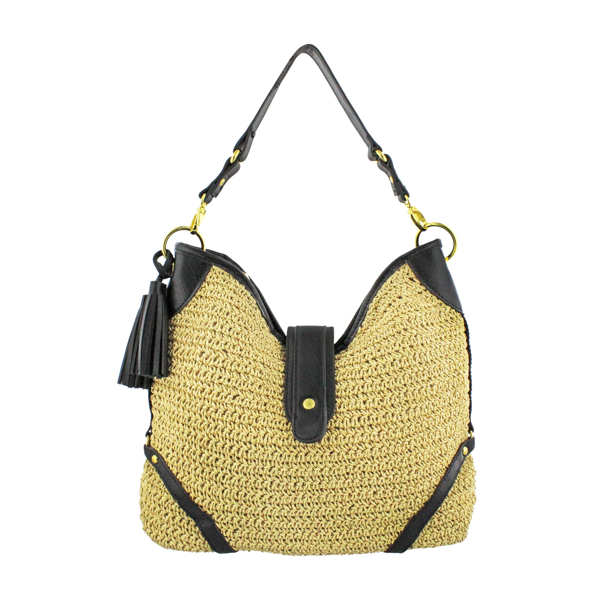 MoDA Bohemian Beach Bag Travel Tote Handbag
