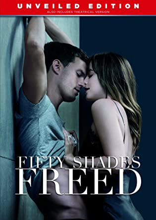 Image result for fifty shades freed dvd