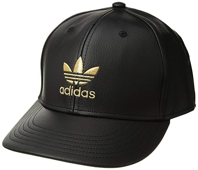 32952cd0fa6 Amazon.com  adidas Men s Originals Trefoil Mixed Snapback Cap