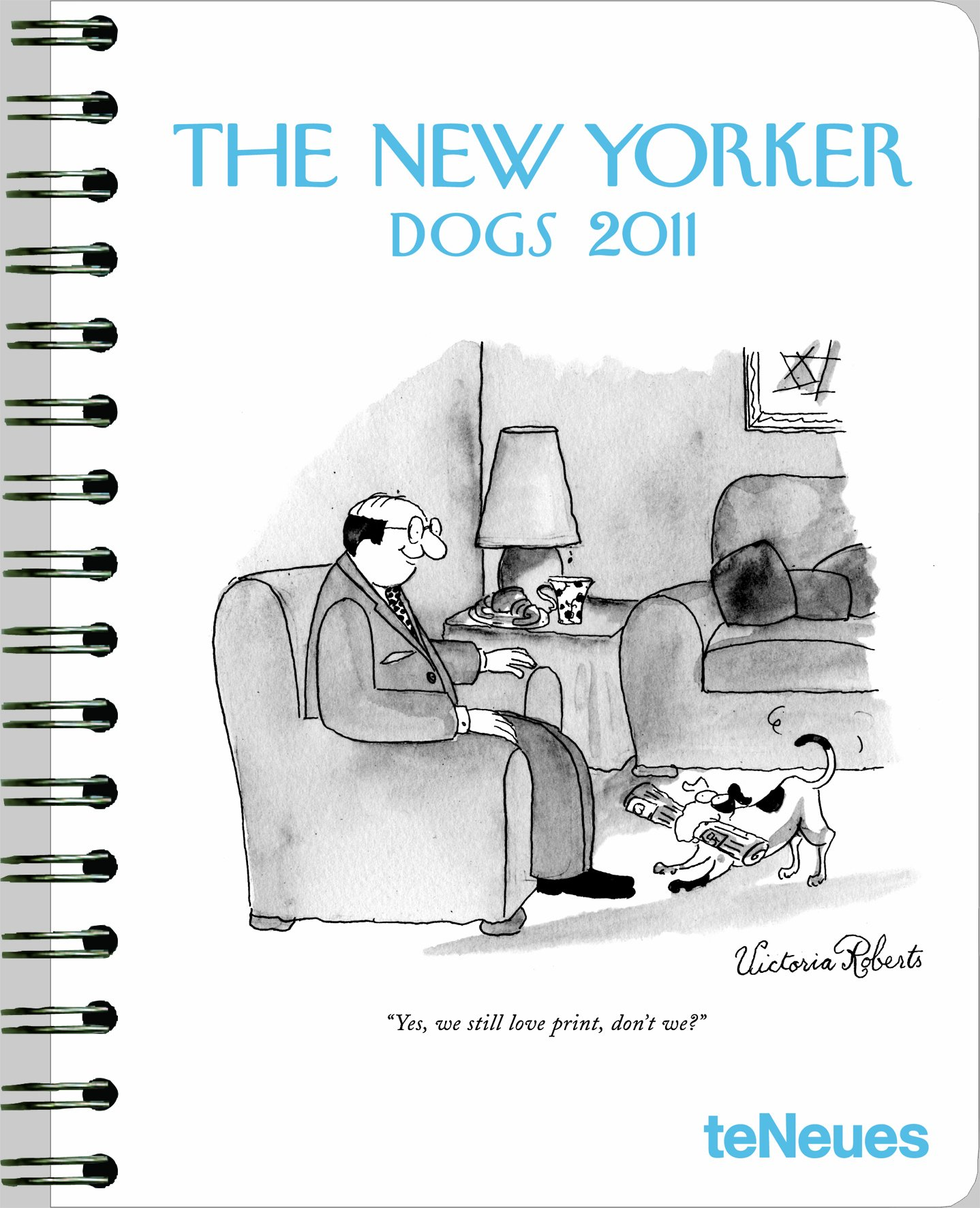 Read Online 2011 The New Yorker Dogs Deluxe Engagement Calendar pdf epub