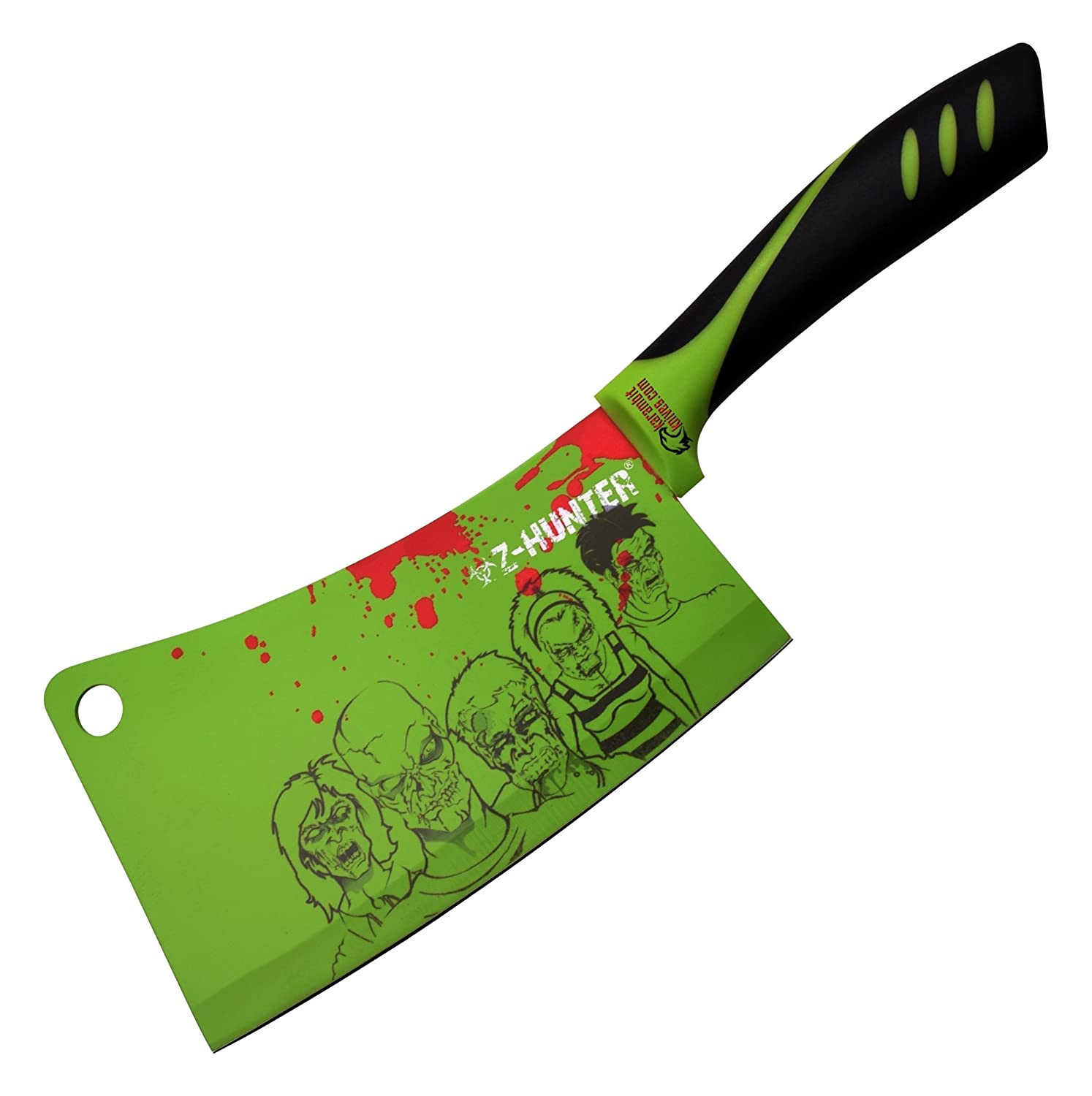 Amazon.com: Zombie Cleaver - Unique Chef Gifts - Great Cleaver ...