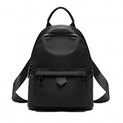 Amazon.com  AOTIAN Women Backpacks Purse - Small Handy Bag Casual Daypack  For Girls 10 Liters Black  Shoes deedb074bb3a9