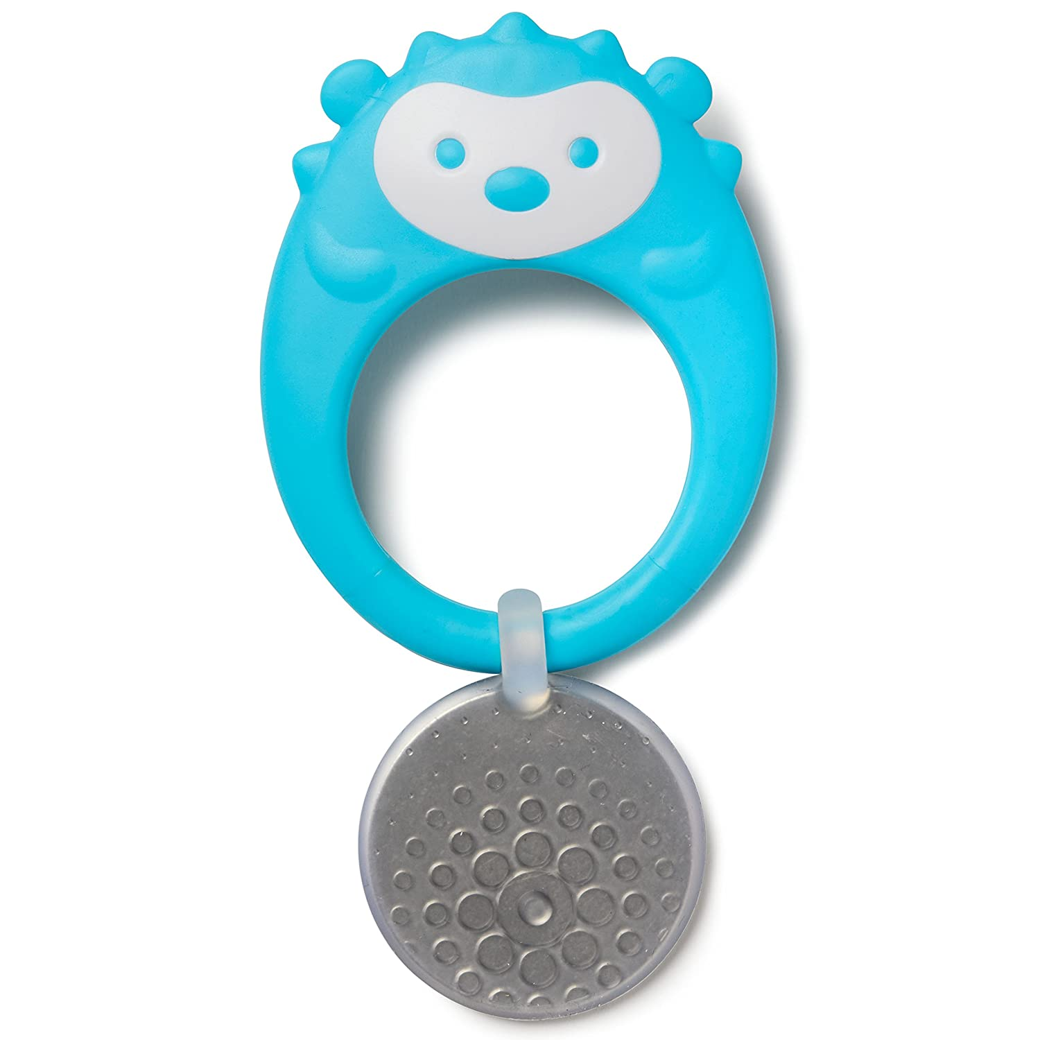 Skip Hop Baby Teether Toy with Soothing Stay Cool Technology, Hedgehog