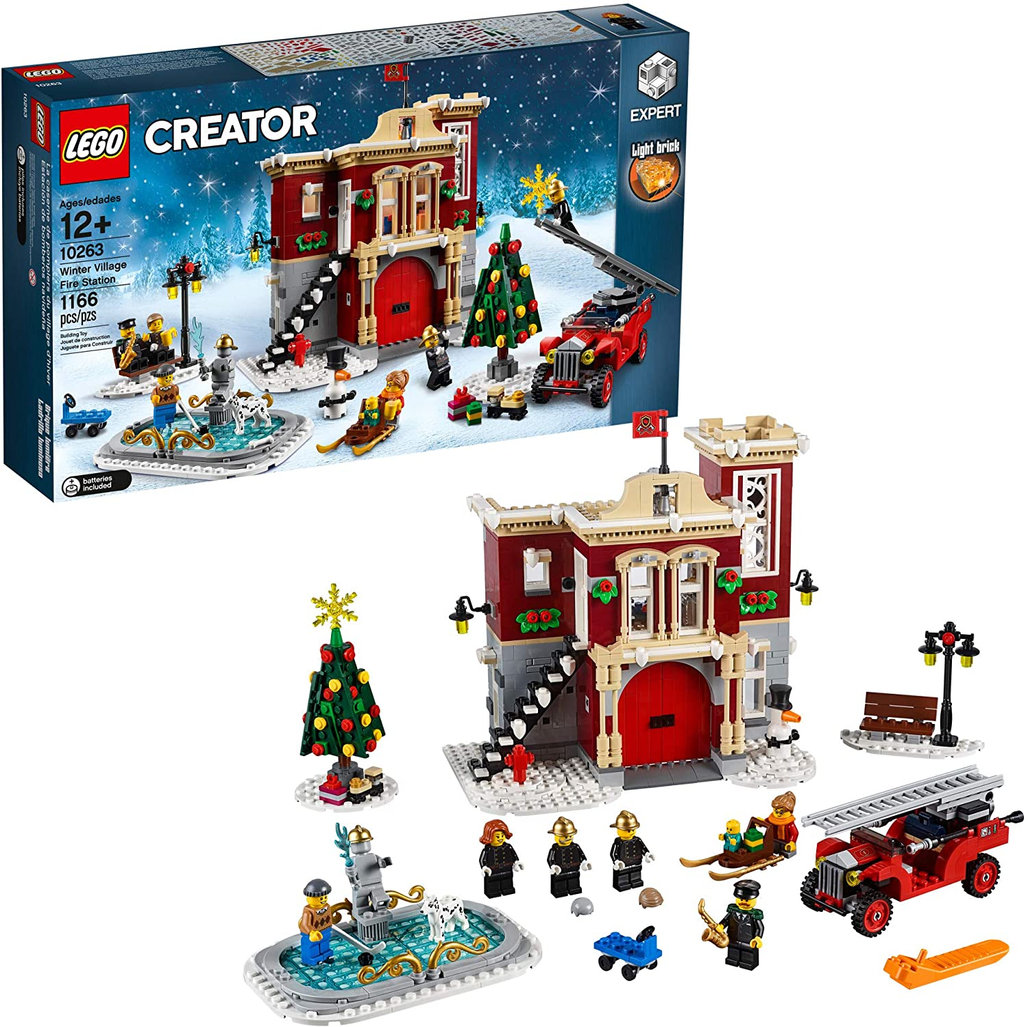 Top 9 Best LEGO Christmas Reviews in 2020 3