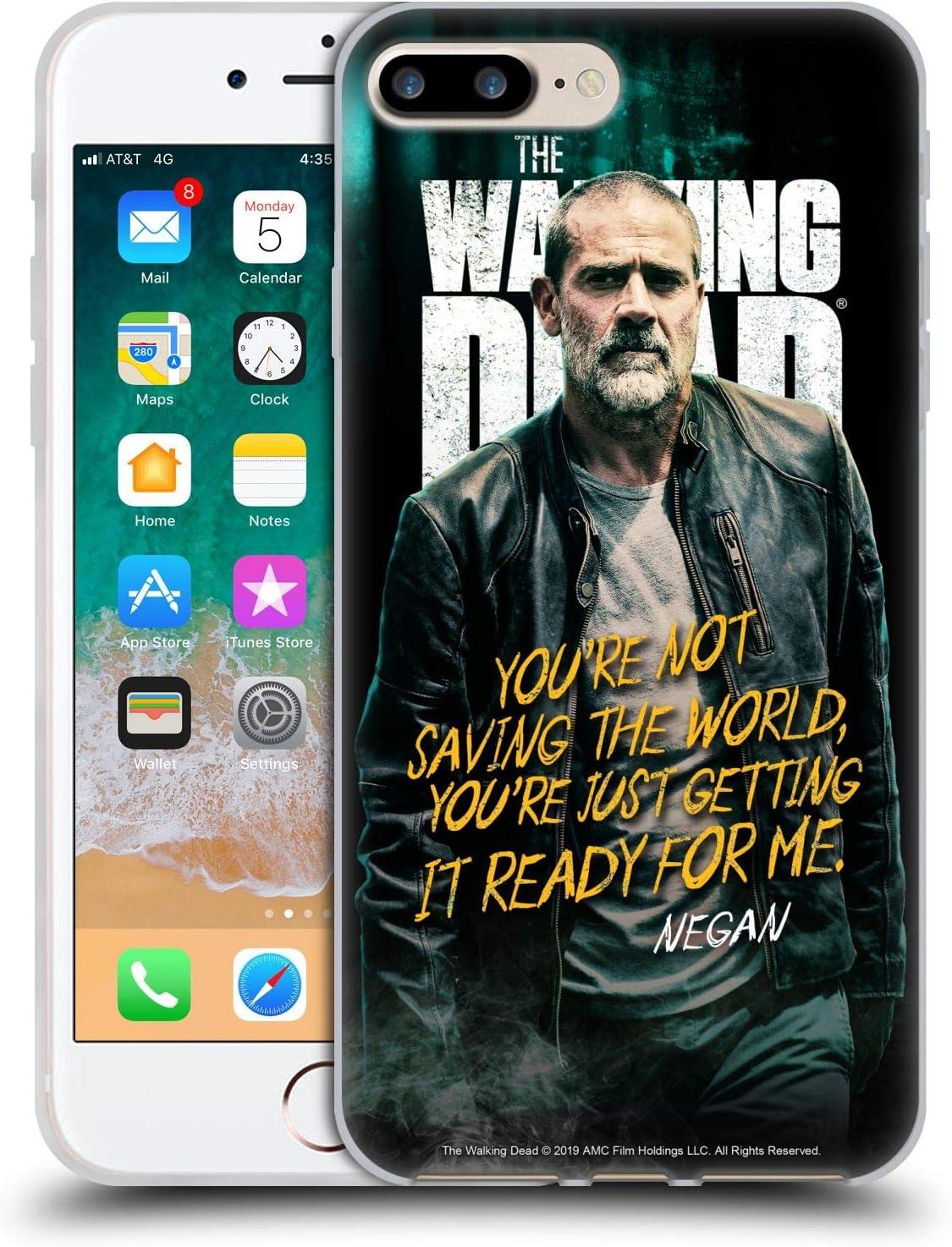 Head Case Designs Offizielle Amc The Walking Dead Negan Elektronik