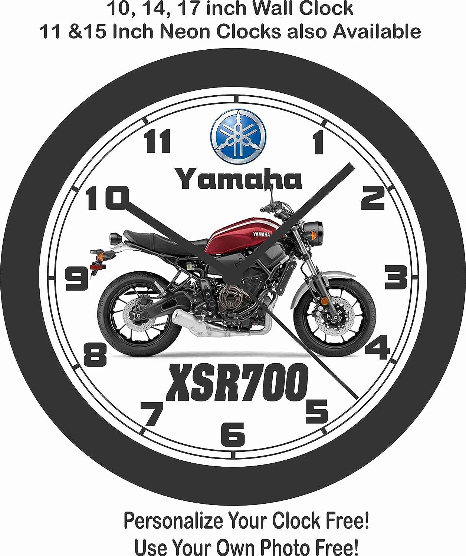 Strange Amazon Com Jims Classic Clocks 2018 Yamaha Xsr700 Evergreenethics Interior Chair Design Evergreenethicsorg