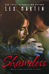 Shameless: A Small Town Single Dad Romance (Texas Nights Series Book 1) Kindle Edition