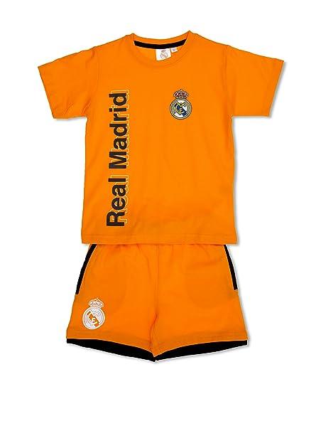 Licencias Pijama Real Madrid Naranja 2 años (92 cm)