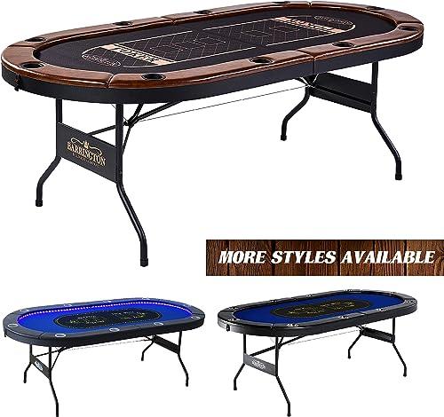 Barrington Collection Poker Table