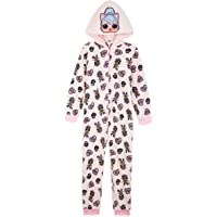 L.O.L. Surprise! Pijama Niña de Una Pieza, Pijama Unicornio Niña con Muñecas LOL OMG, Pijama Niña Invierno Forro Polar…