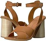 Dolce Vita Women's Athena Heeled Sandal, Caramel
