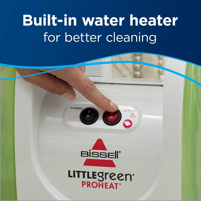 Pro Heat Portable Carpet Cleaner